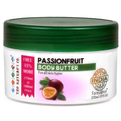 The Nature's Co Passionfruit Body Butter 200ml