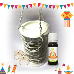 Joybynature Diwali Diffuser Set 300gm