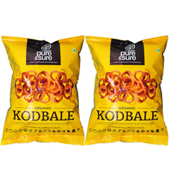 Pure & Sure Organic Kodbale (Pack of 2)