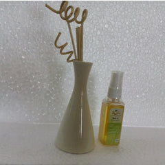 Soil Swirl Shape With Lemongrass Oil 50ml