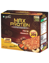 RiteBite Max Protein Choco Slim (Pack of 6)