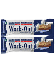 RiteBite Work Out Bar (Pack of 2)