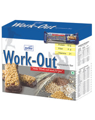 RiteBite Work Out (Pack of 6 )