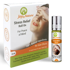 Joybynature Stress Relief Roll On 8ml