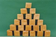 Conscious Foods Sugarcane Jaggery 500gm