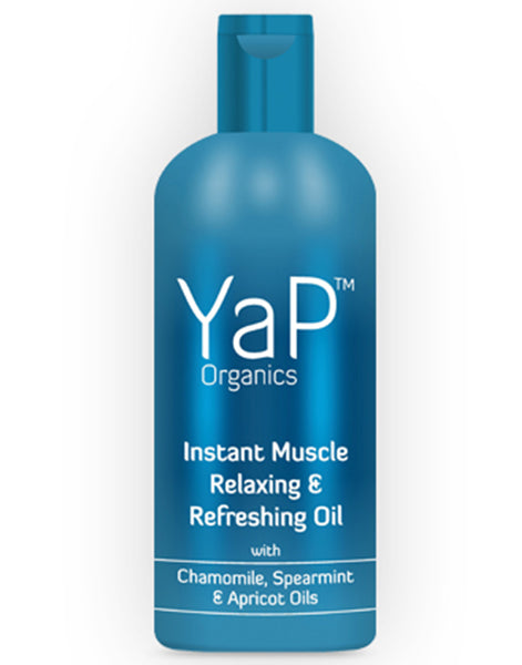 VLCC Yap Instant Muscle Relaxing & Refreshing Oil 100ml