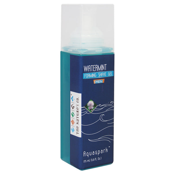 The Nature's Co Watermint Foaming Shave Gel 175ml