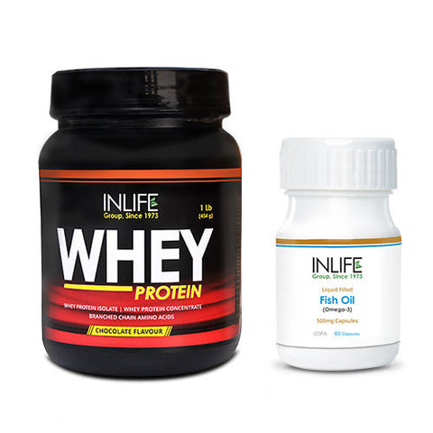 Inlife Pharma Muscle Health Combo Pack