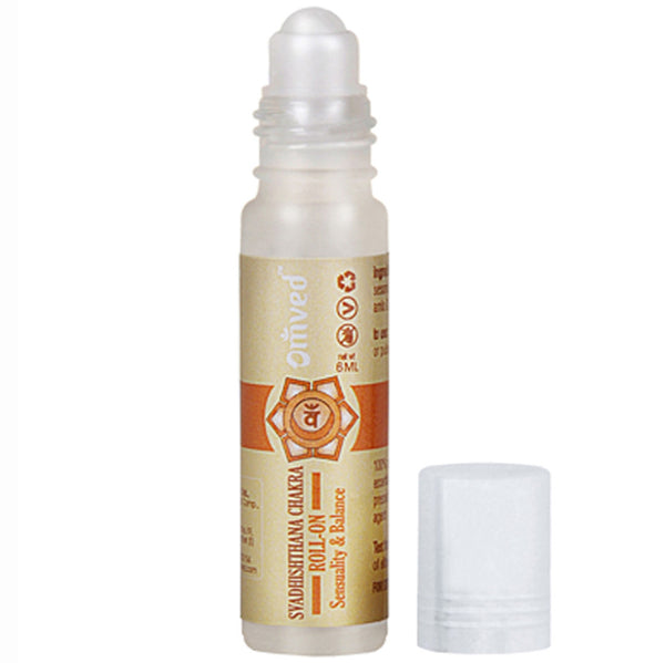 Omved Svadhishthana Chakra Roll On 6ml