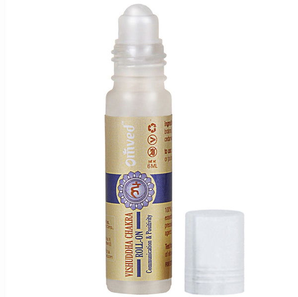 Omved Visuddha Chakra Roll On 6ml