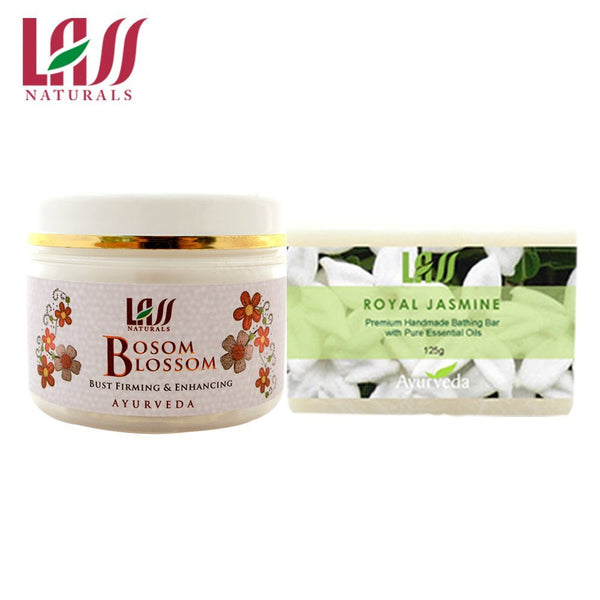 Lass Naturals Bosom Blossom (Bust Firming Cream) With Jasmine