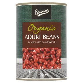 Canned Food - Epicure Aduki Beans In Water  400gm