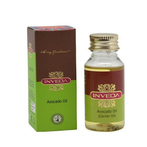 Carrier Oil - Inveda Avocado Oil 60ml