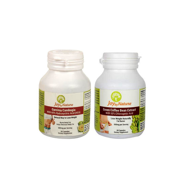 Joybynature Natural Weight Loss Capsules Combo