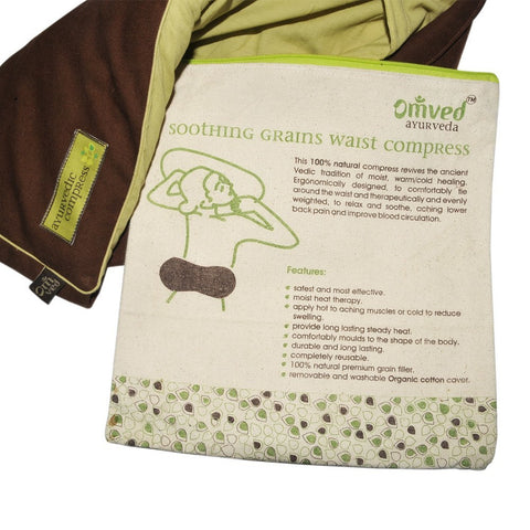 Compress - Omved Soothing Grains Waist Compress