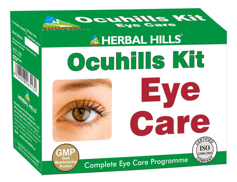Eye Related - Herbal Hills Ocuhills Kit 170gm