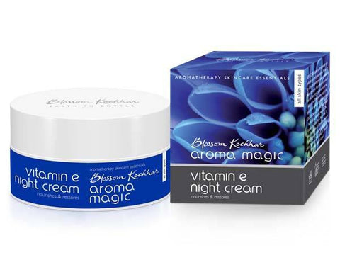Face Care - Aroma Magic  Vitamin E Night Cream 50gm