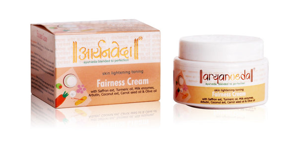 Face Care - Aryanveda Fairness Cream 40gm