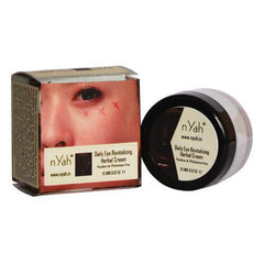 Face Care - Nyah Daily Eye Revitalizing Herbal Cream 15gm