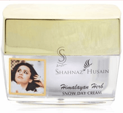 Face Care - Shahnaz Husain Himalayan Herb Snow Day Cream 40gm