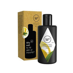Face Cleanser - W2 Lemon Peel Cleansing Milk 100ml
