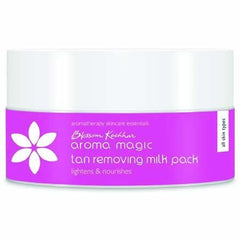 Face Pack - Aroma Magic Tan Removing Milk Pack 35gm