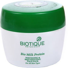 Face Pack - Bio Milk Protein Whitening & Rejuvenating Face Pack 175gm