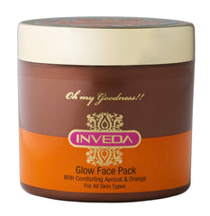Face Pack - Inveda Glow Face Pack 100ml