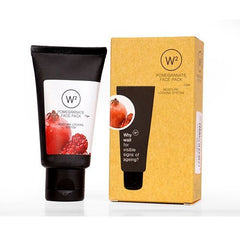 Face Pack - W2 Pomegranate Face Pack 50gm