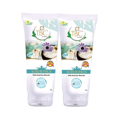 Face Scrub - Tbc By Nature Scrub Pack With Dead Sea Minerals (pack Of 2)