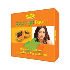 Facial Kit - Nature Essence Papaya Facial Kit  100gm