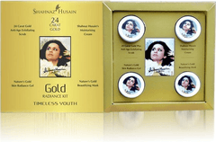 Facial Kit - Shahnaz Husain Gold Facial Kit (mini)