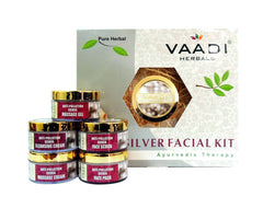 Facial Kit - Vaadi Herbals Silver Facial Kit 270gm