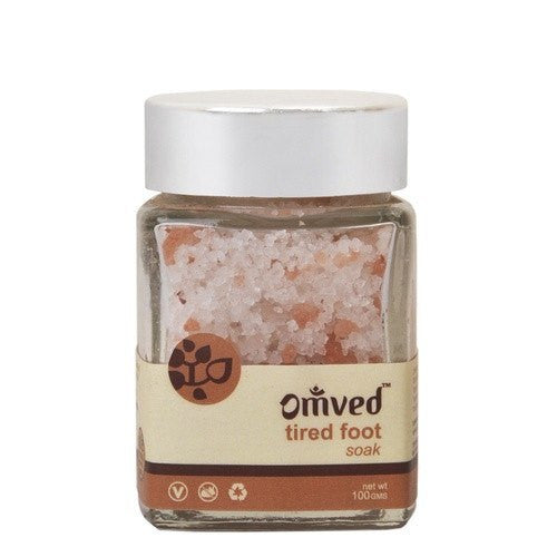 Foot Care - Omved Tired Foot Soak 100gm