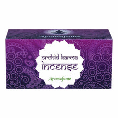 Fragrance - Aromafume Orchid Karma Incense (medium)