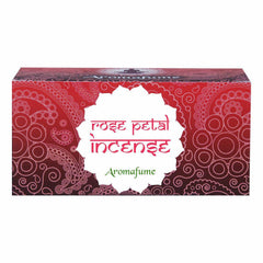 Fragrance - Aromafume Rose Petal Incense (medium)