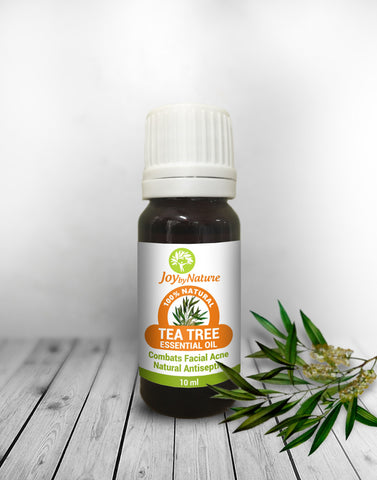 Joybynature Natural Tea Tree Essential Oil 10ml
