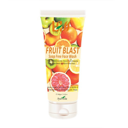 Lass Fruit Blast Face Wash