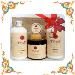 Gift Pack - Tvam Naturals Body & Face Glow Kit