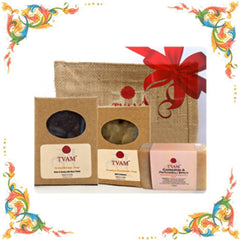 Gift Pack - Tvam Naturals Rejuvinating Soap Pack