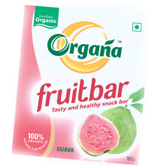 Organa Guava Fruit Bar (Pack of 2)