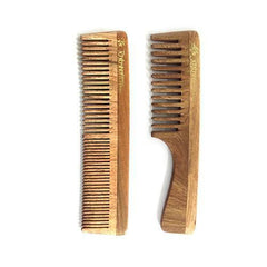 Joybynature Fine Tooth Comb and Comb with Handle