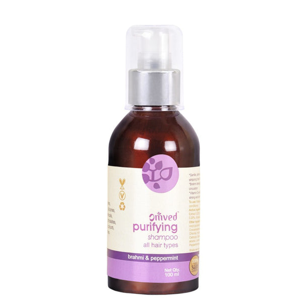 Hair Care - Omved Purifying Shampoo 200ml