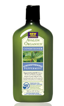 Hair Conditioner - Avalon Organics Peppermint Strengthening Conditioner 325ml