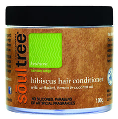 Hair Conditioner - Soultree Hibiscus Hair Conditioner 100gm