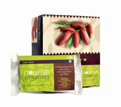 Health Bars - Nourish Organics Date Bar 30gm