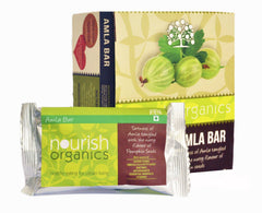 Health Bars - Nourish Organics Nourish Organics Amla Bar 30gm