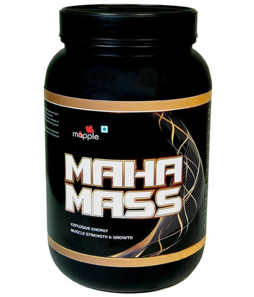 Health Care - Grf Maha Mass Whey Protein Supplement - 600gm