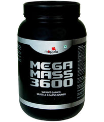 Health Care - Grf Mega Mass 3600 Whey Protein Supplement - 300gm