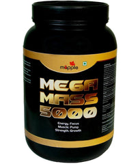 Health Care - Grf Mega Mass 5000 Whey Protein Supplement - 1kg